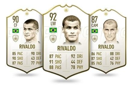 FIFA 19 Icon Rivaldo