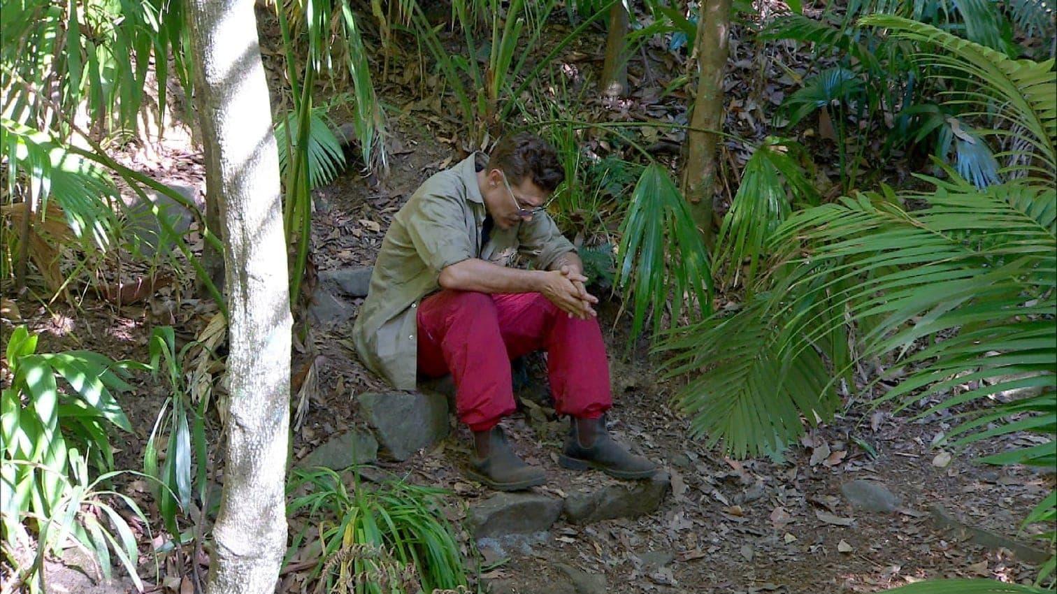wird der verschwundene Löffel natürlich zum dem Thema im Camp.</p> Foto: TV Now