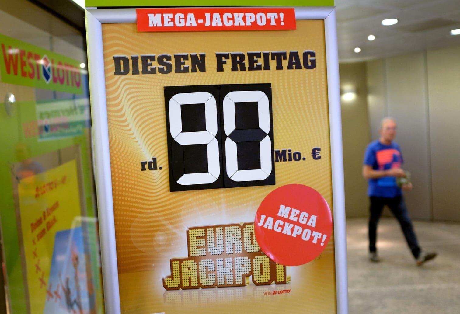 Wurde Der Eurojackpot