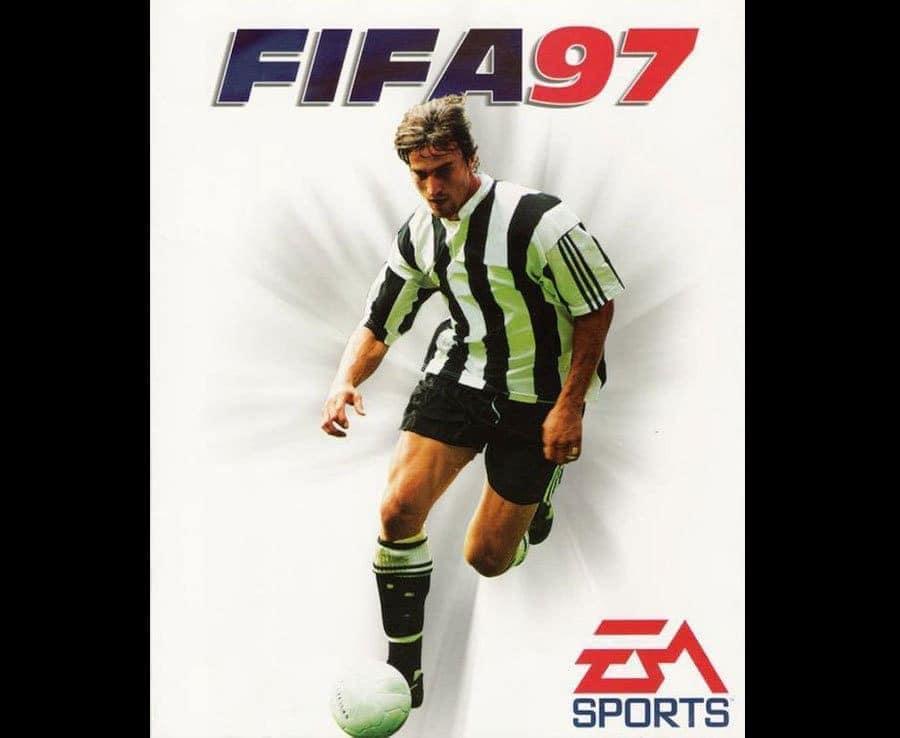 Cover FIFA 97