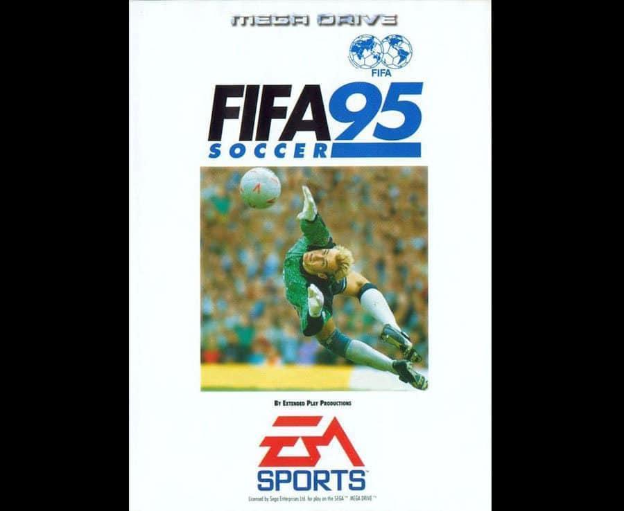 Cover FIFA 95