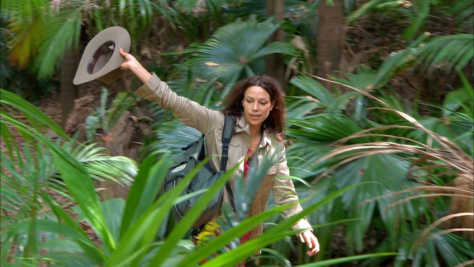 <p>Nach zwölf Tagen und zehn Dschungelprüfungen ist für Model Gisele das Abenteurer Dschungelcamp vorbei.</p> Foto: TV Now / Stefan Menne