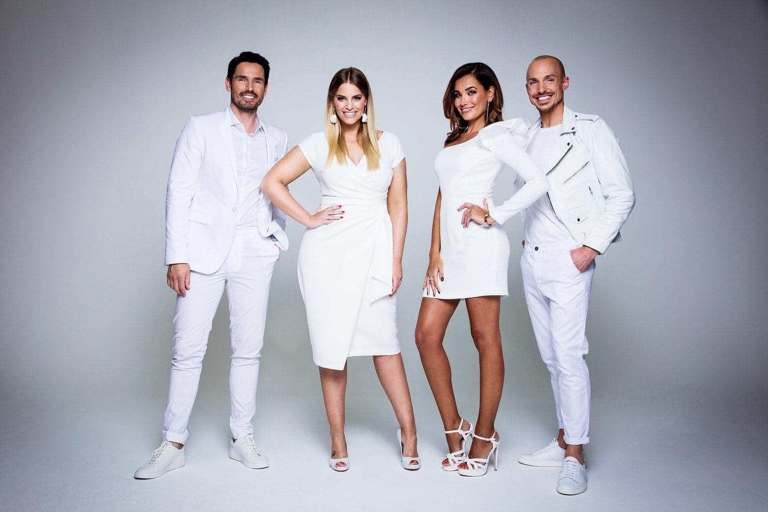 <p>Angelina Kirsch will mit der dritten Staffel der RTL-II-Show &bdquo;Curvy Supermodel&ldquo; Frauen ohne Modelmaße Selbstbewusstsein geben. Kann das funktionieren?</p> Foto: dpa