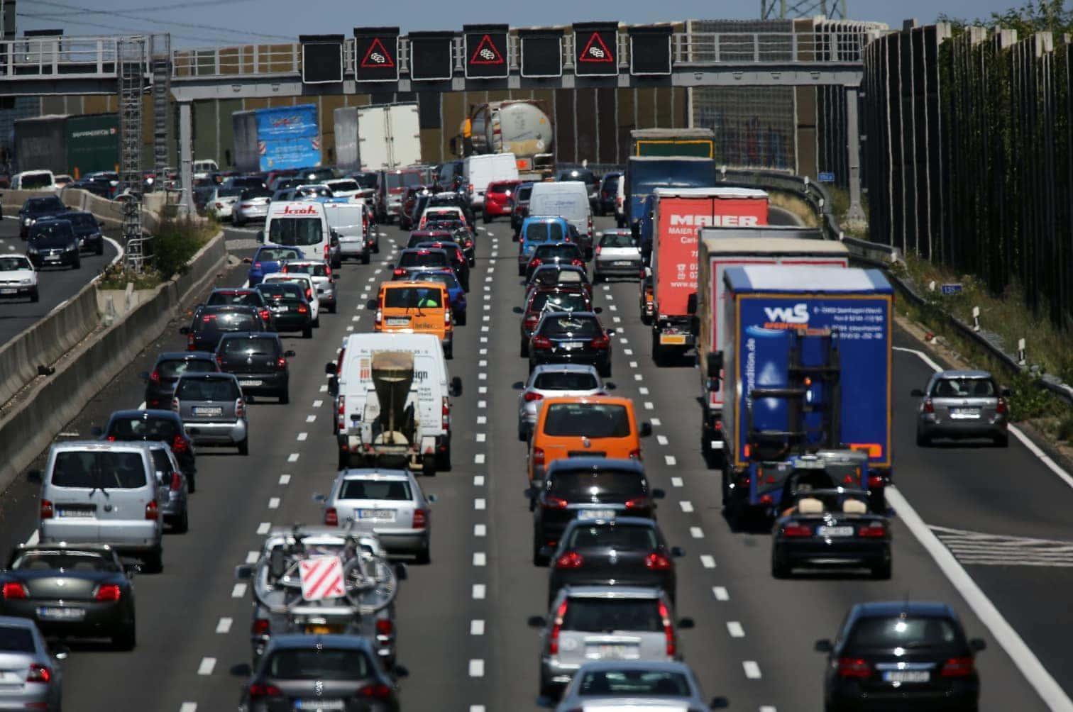 Autobahn A45 Unfall Heute