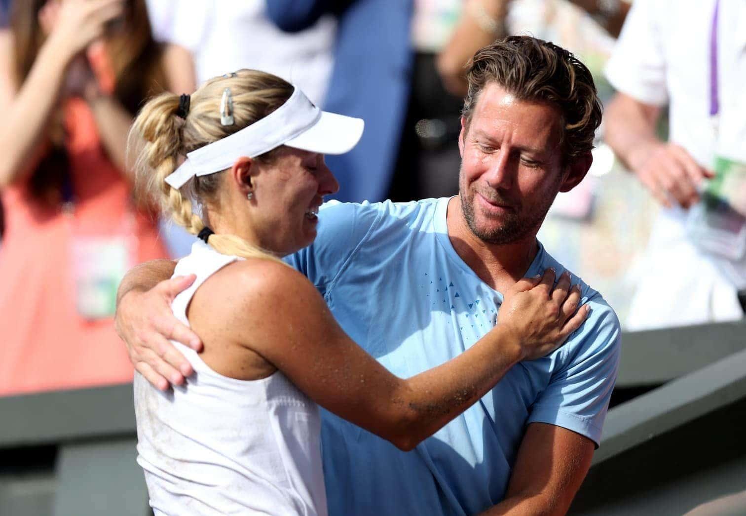 sie hat bei den US Open triumphiert. Und nun ist sie die erste deutsche Wimbledonsiegerin in diesem Jahrtausend.</p> Foto: dpa