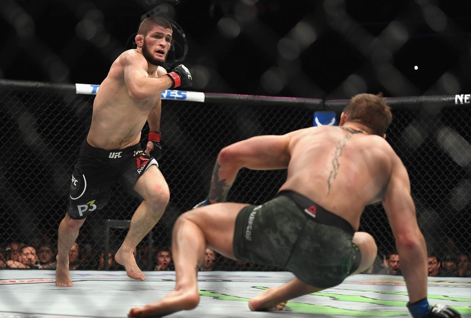 Mixed Martial Arts Conor Mcgregor Gegen Khabib Nurmagomedov