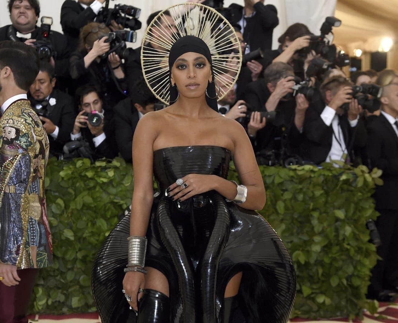 <p>Solange Knowles</p> Foto: dpa/afp