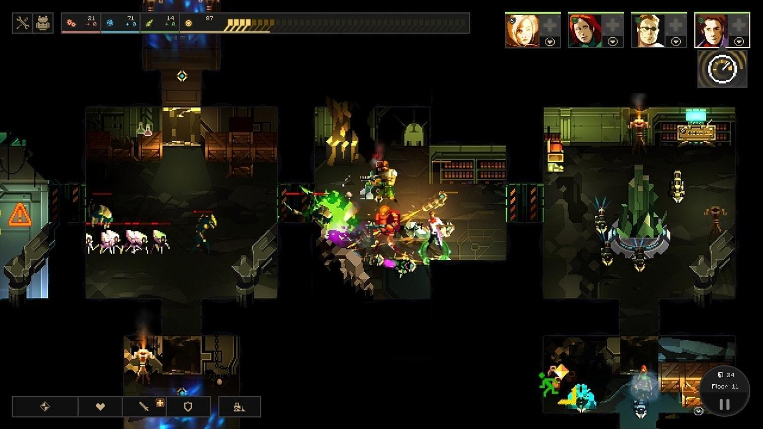 <p>Stilistisch sehr interessantes Ego-Rollenspiel mit hohem Action-Faktor.</p> Foto: Screenshot