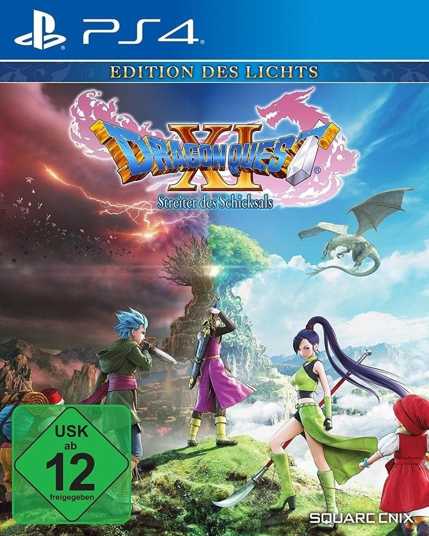 <h3>Dragon Quest XI - Streiter des Schicksals</h3> Foto: Screenshot