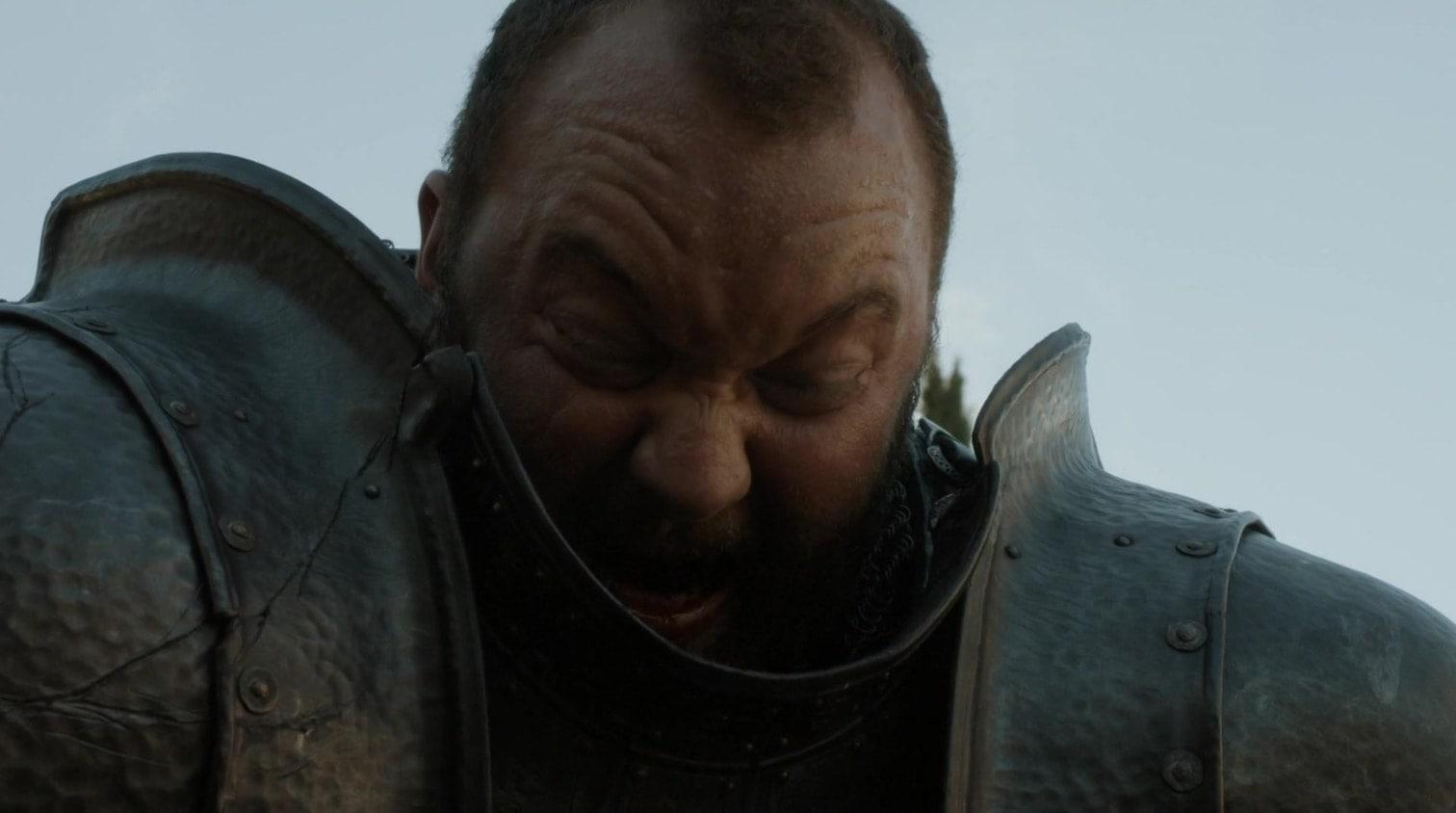 """große """"WTF?""""-Moment der Game of Thrones Geschichte: Publikumsliebling Ned Stark wird unter dem Kommando von Joffrey einen Kopf kürzer gemacht. Und alle so: """"Wat???""""</p>"""