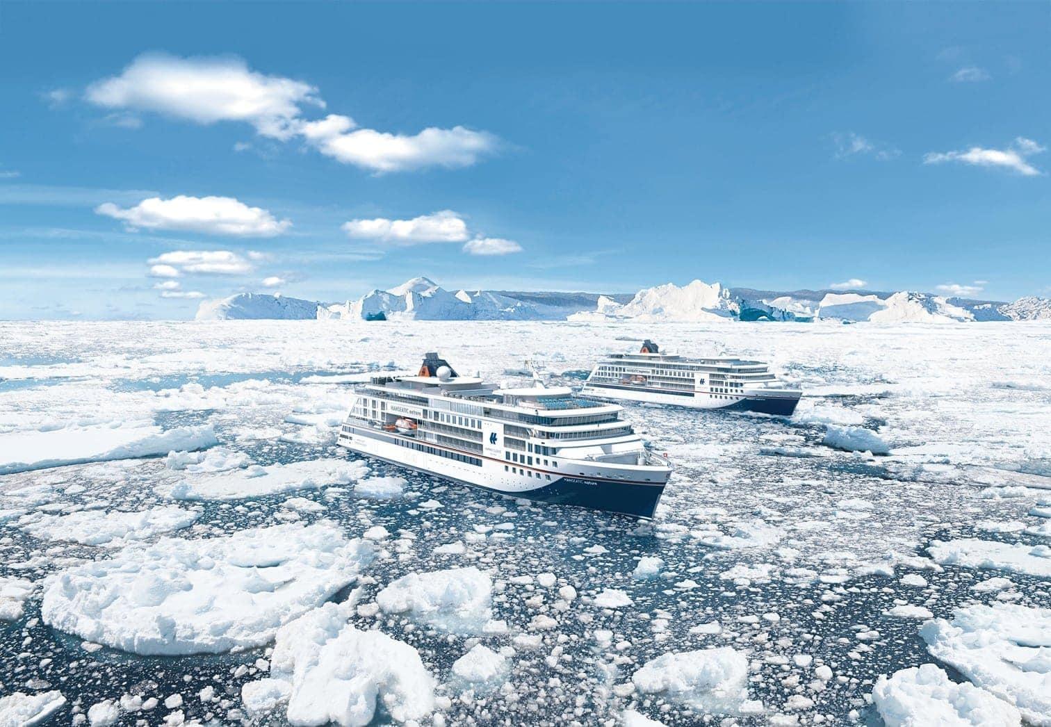 Kreuzfahrtschiff Hapag-Llyod Cruises