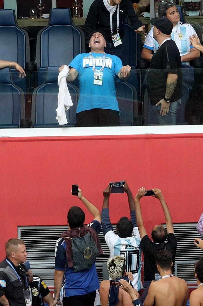 <p>Er gilt als einer der besten Fußballer aller Zeiten.</p> Foto: dpa