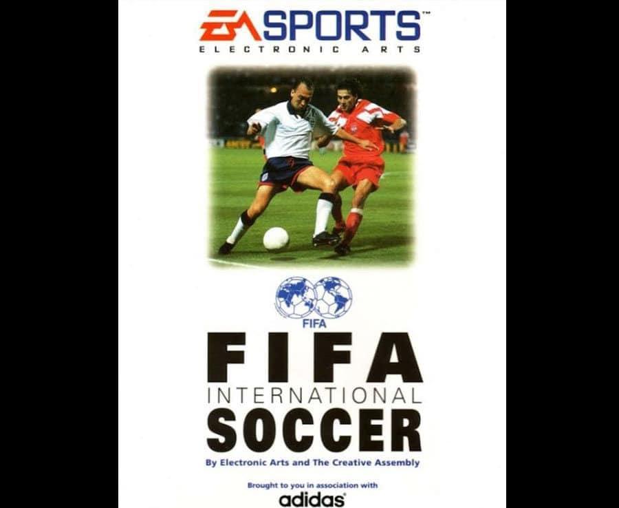 Cover FIFA 1994