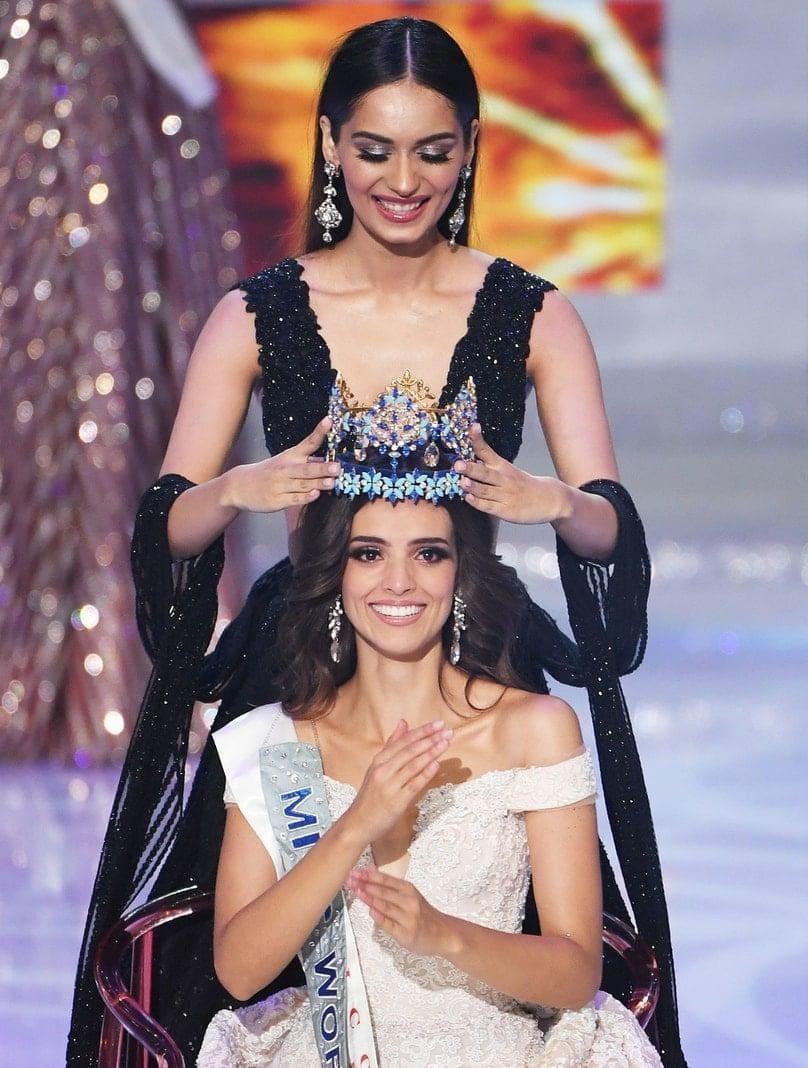 <p>Ponce de Leon wurde in einer emotionalen Zeremonie von der Gewinnerin des vergangenen Jahres