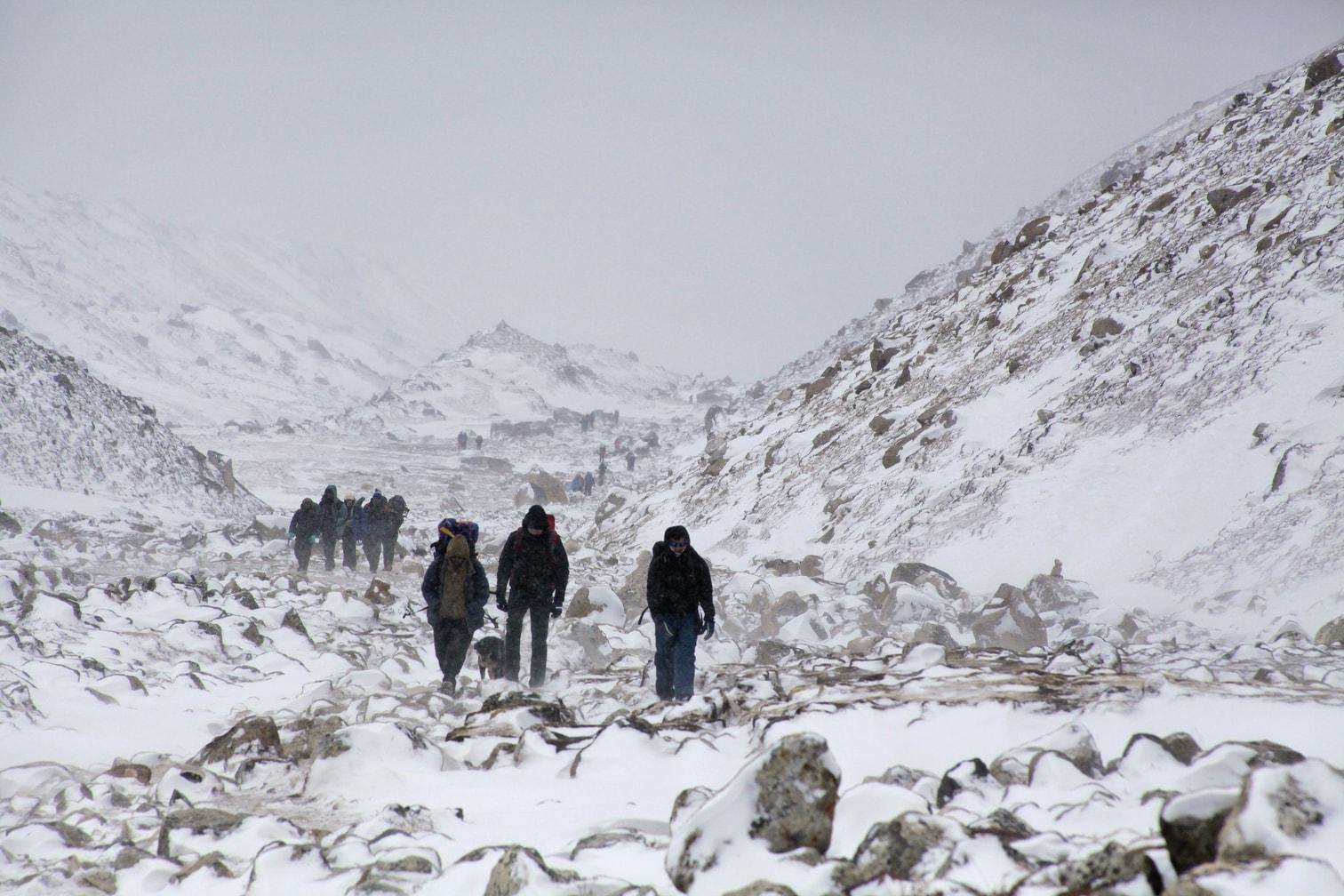 Foto: dpa/Tashi Sherpa