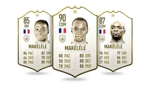 FIFA 19 Icon Claude Makelele