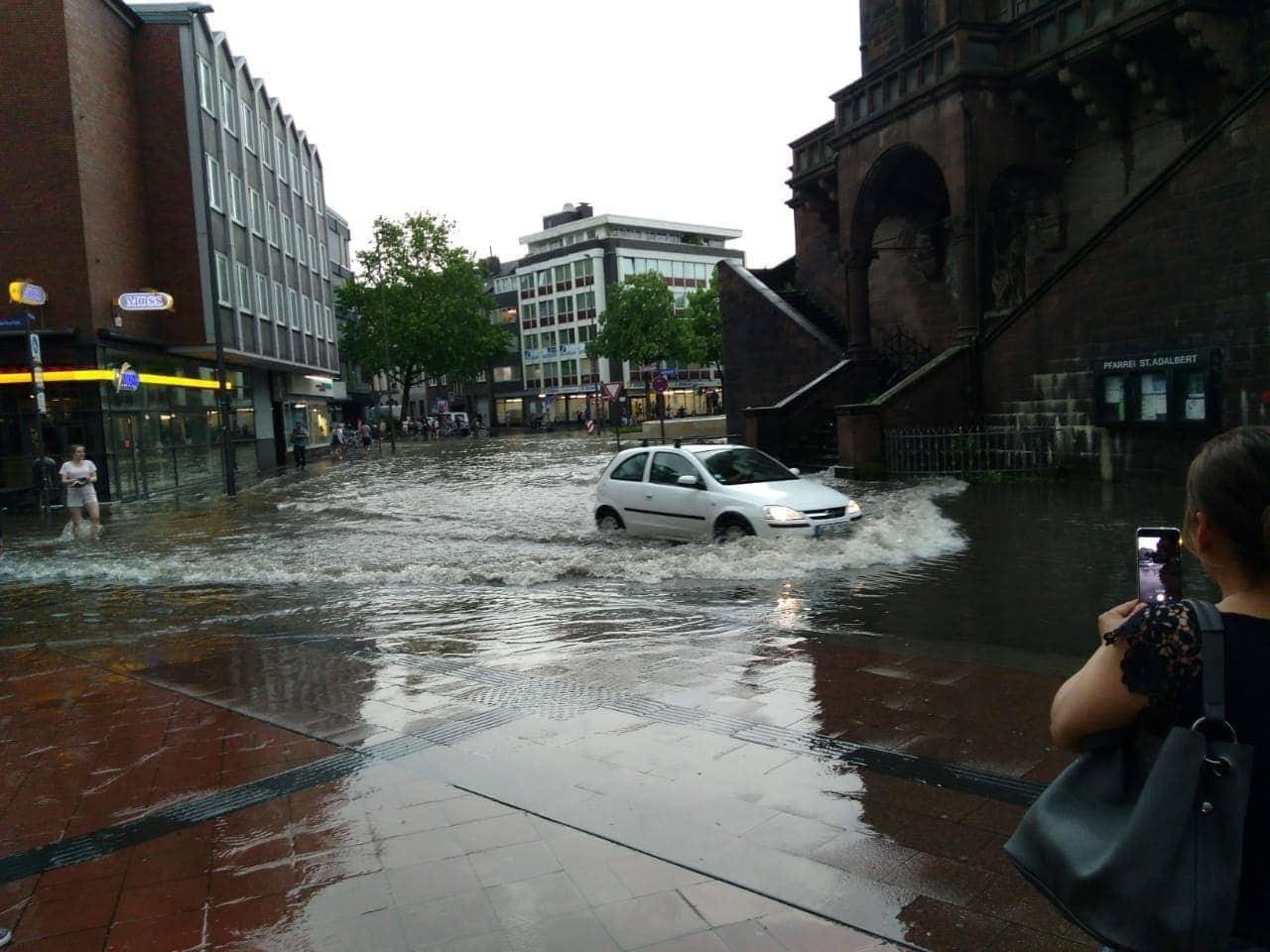 <p>Aachen</p> Foto: privat