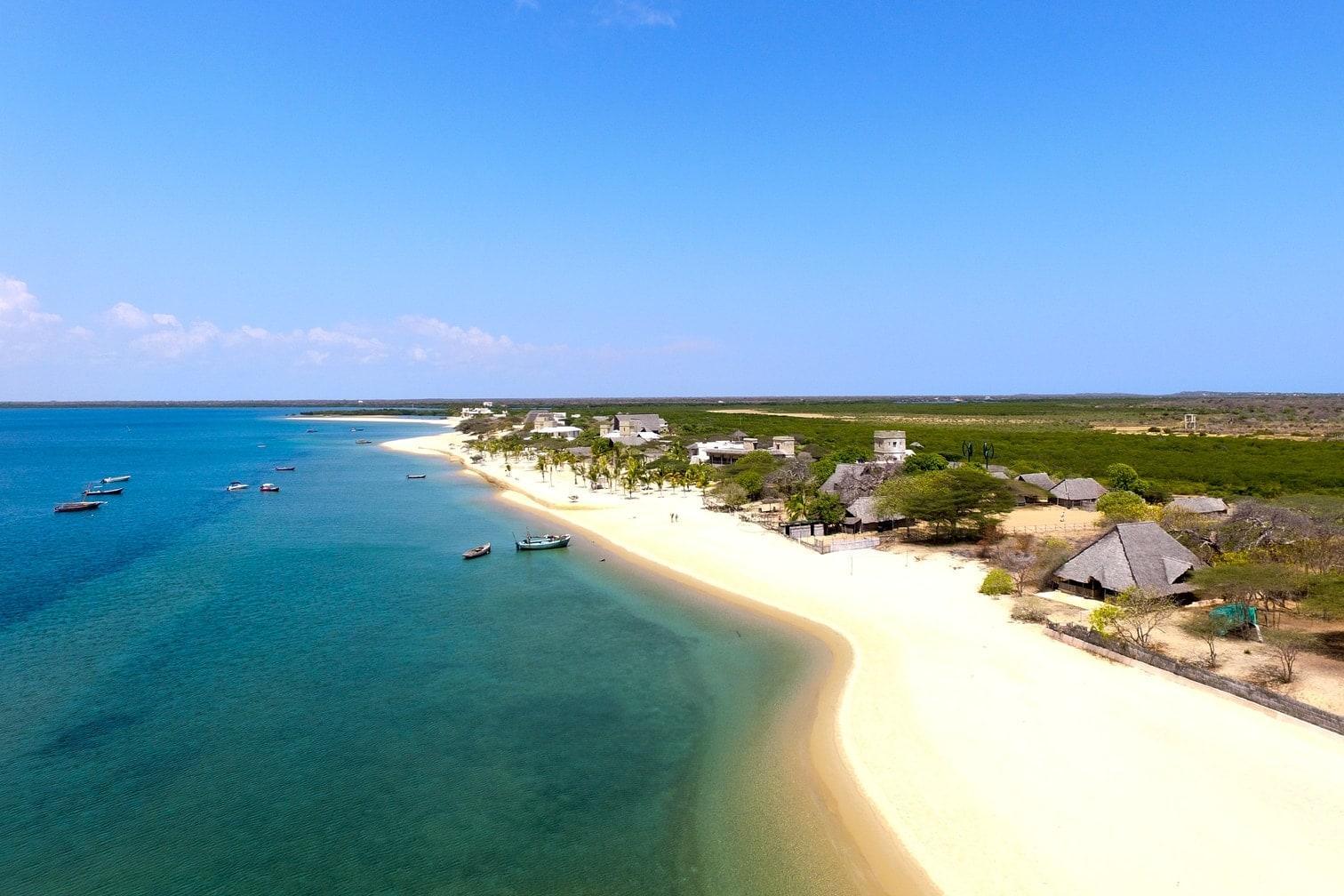 <p>Platz 1: Der Manda Bay ist ein Traumstrand auf Manda