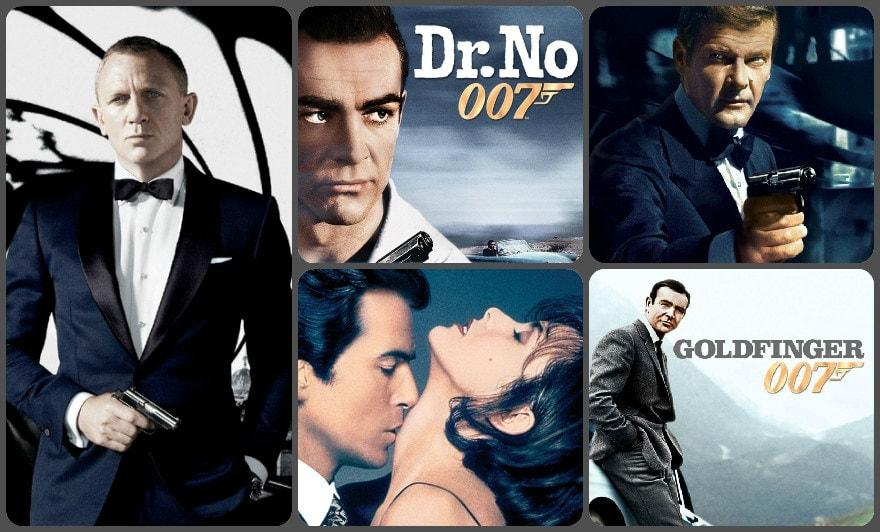 Besten James Bond Filme