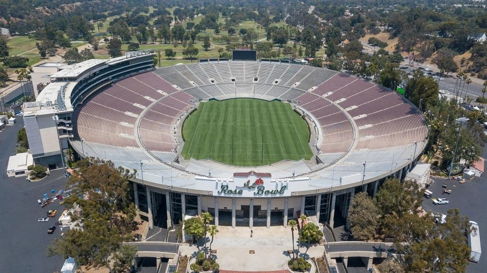 Rose Bowl Stadion