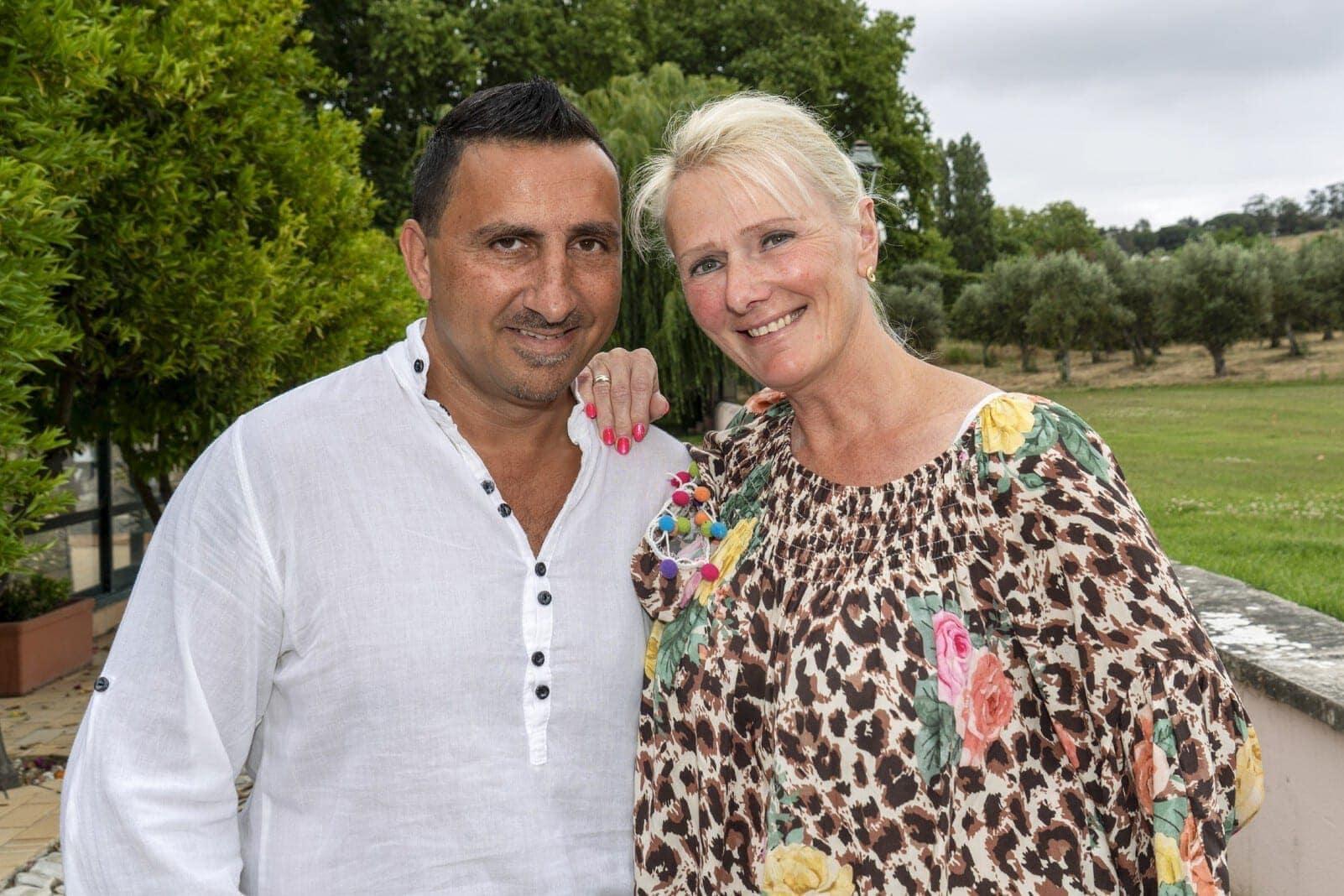 Steffi und Roland Bartsch Sommerhaus der Stars