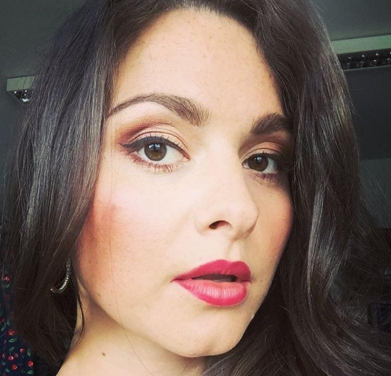 Antonia Michalsky Gesicht Porträt