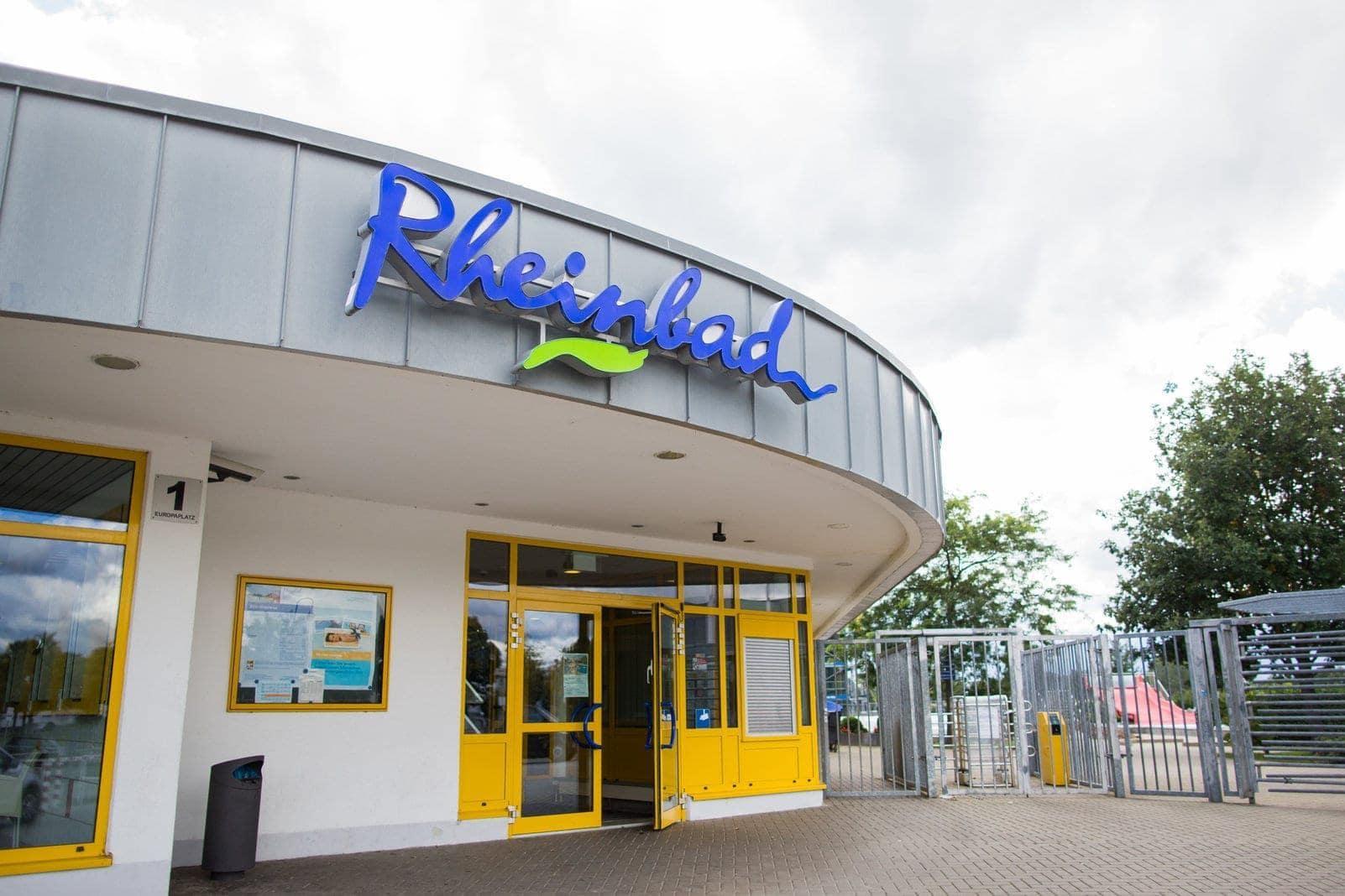 Rheinbad Düsseldorf