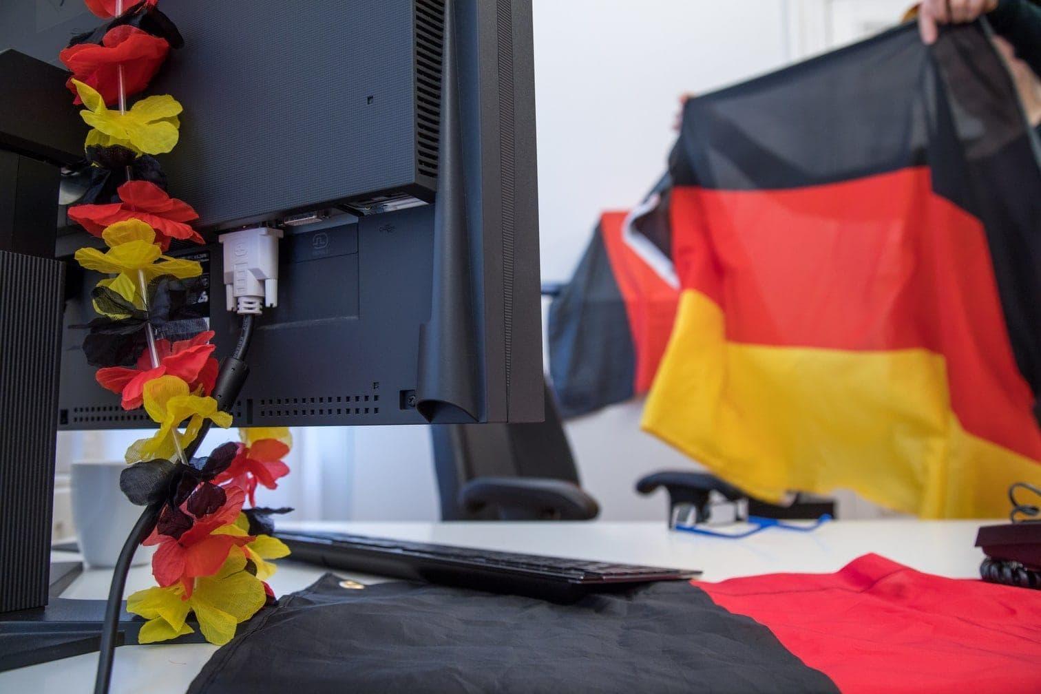 Arbeitsplatz Deutschland dpa Platzhalter
