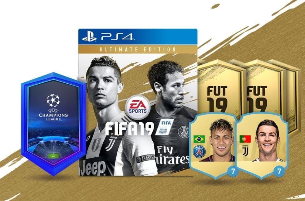 FIFA 19 Editionen Ultimate