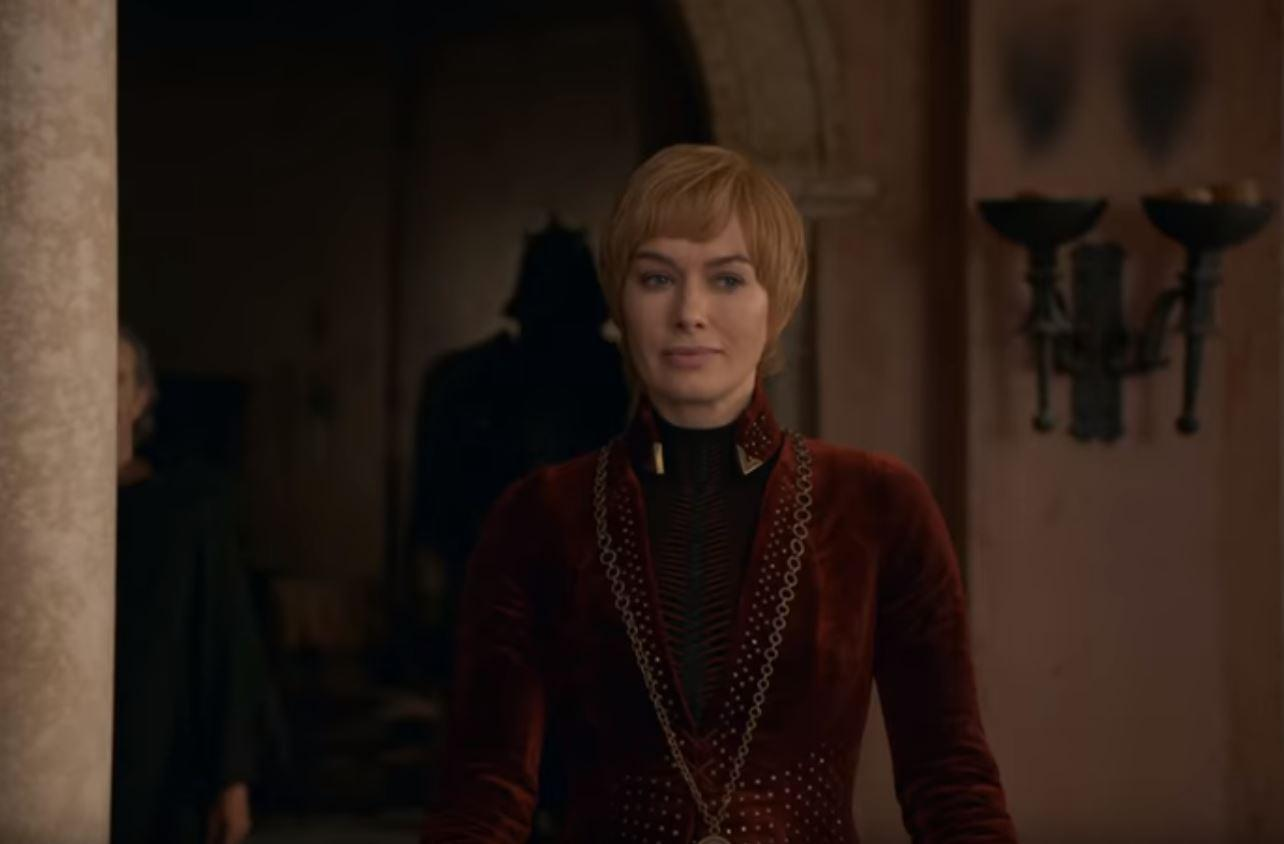 Cersei Lennister Game of Thrones