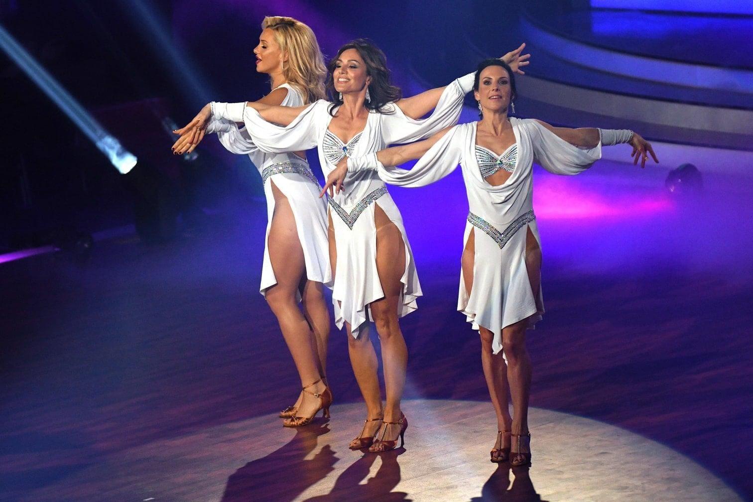 Evelyn Burdecki Nazan Eckes Sabrina Mockenhaupt Let's Dance 2019
