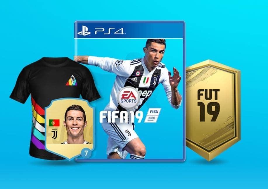 FIFA 19 Editionen Standard