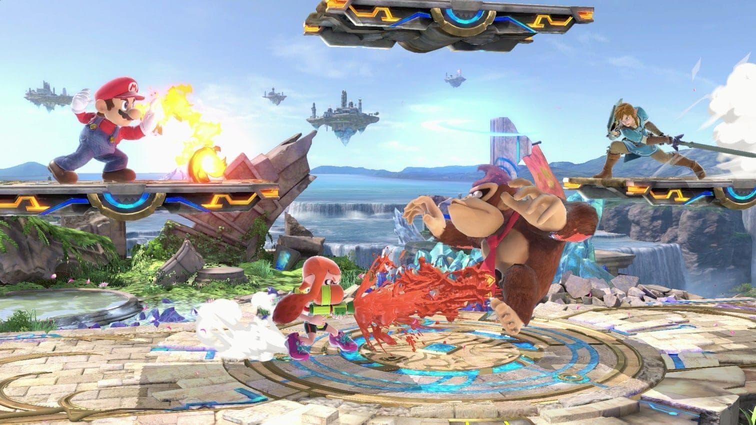 Super Smash Bros. Ultimate dpa 2018