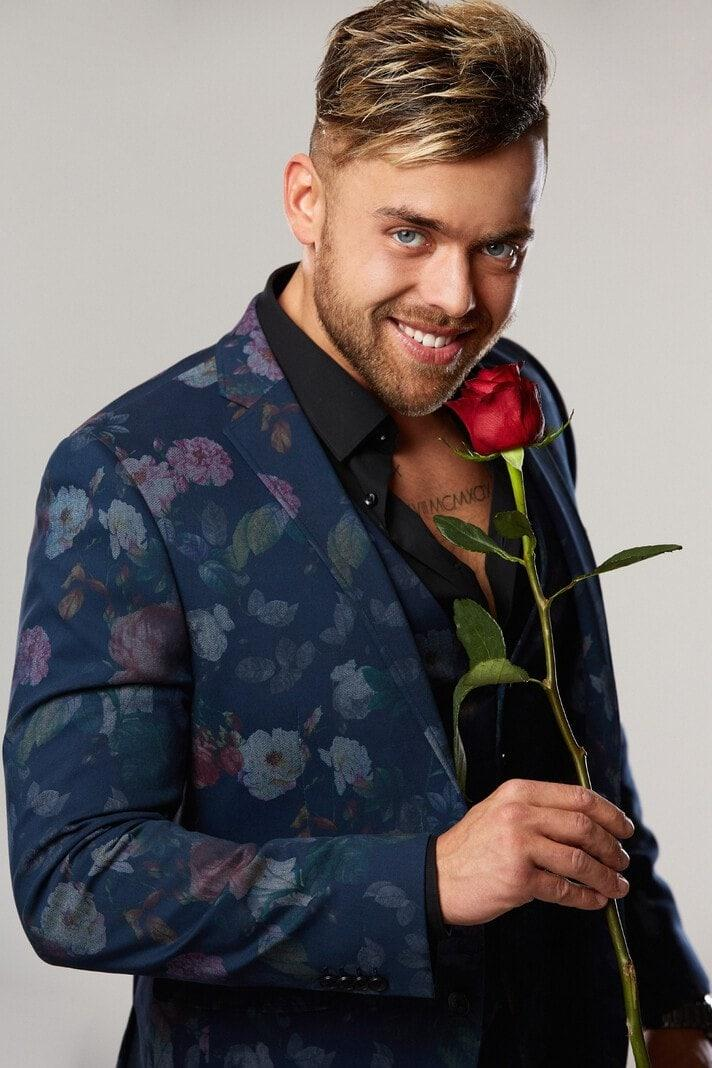 Bachelorette-Kandidat Andreas