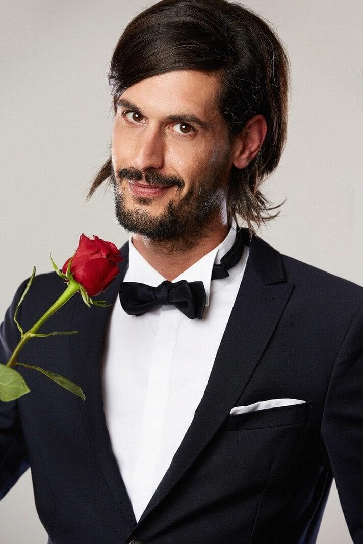 Bachelorette-Kandidat Harald
