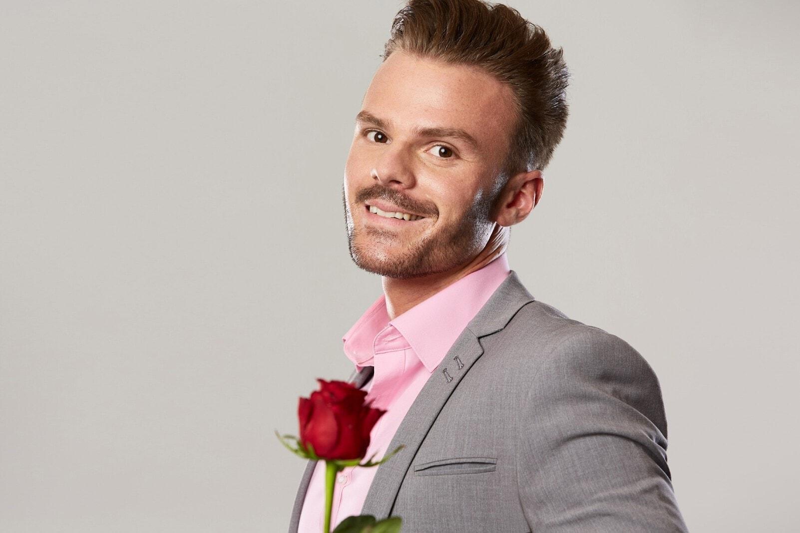 Bachelorette-Kandidat Luca