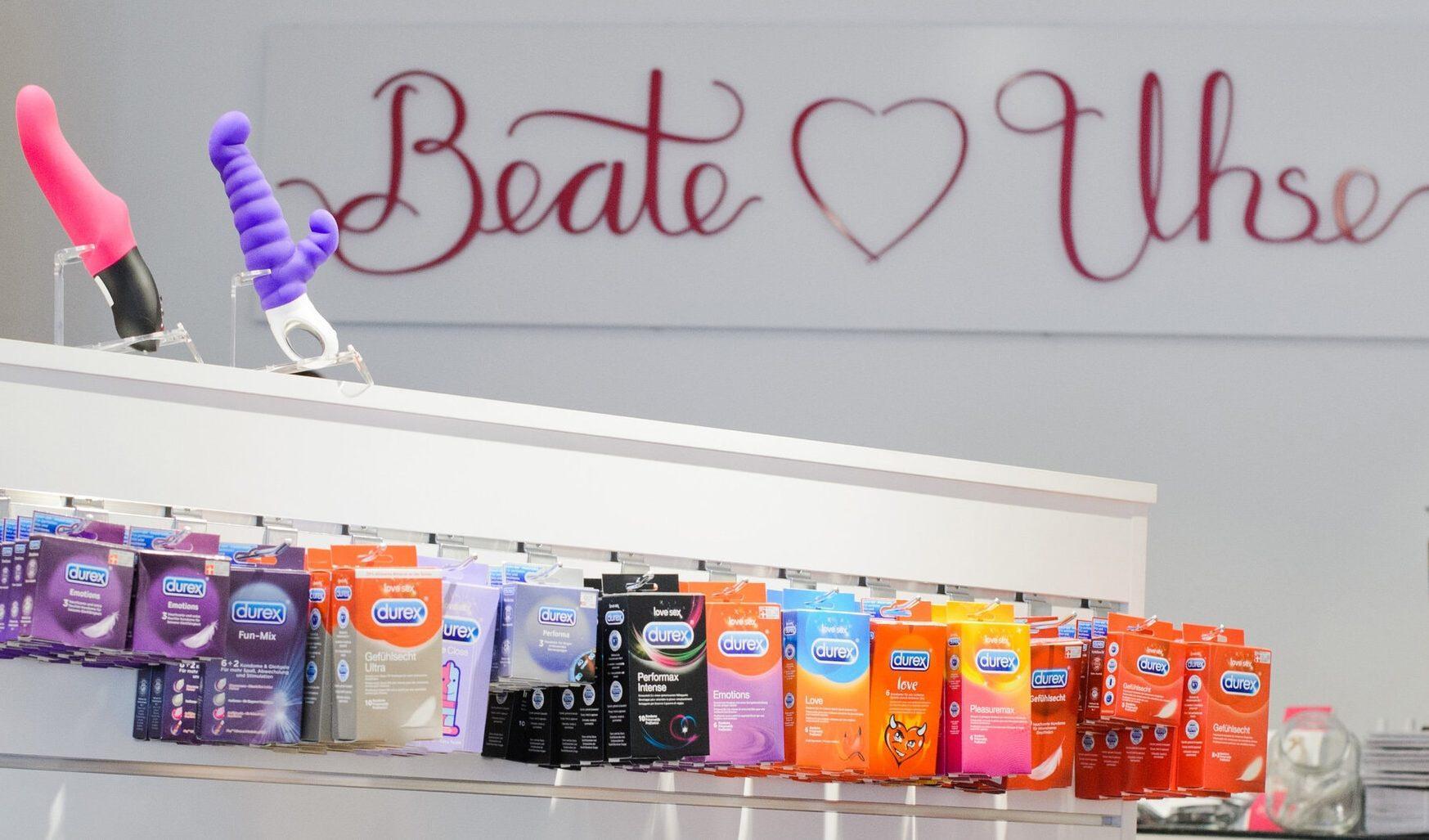 Beate Uhse Sex-Shop