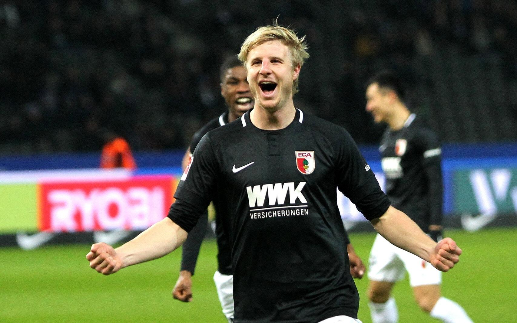 Martin Hinteregger FC Augsburg