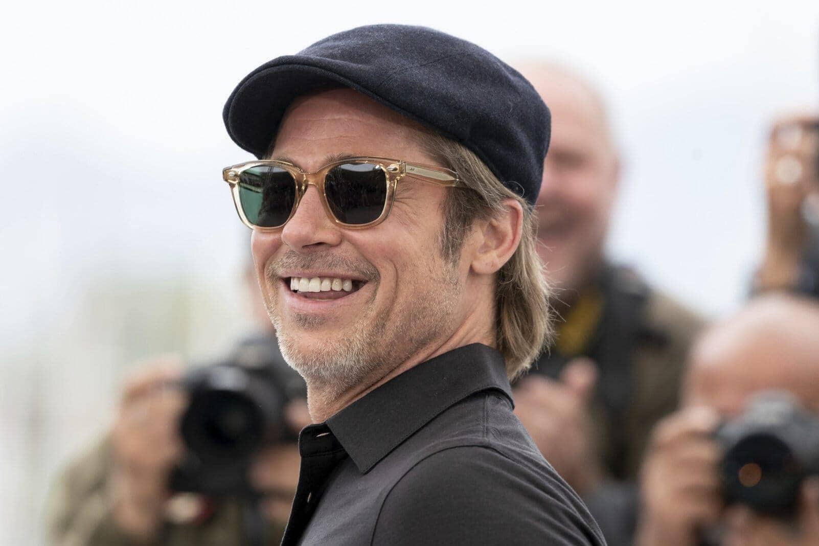 Brad Pitt Schon Wieder Alles Aus Mit Deutschem Model Nicole Poturalski