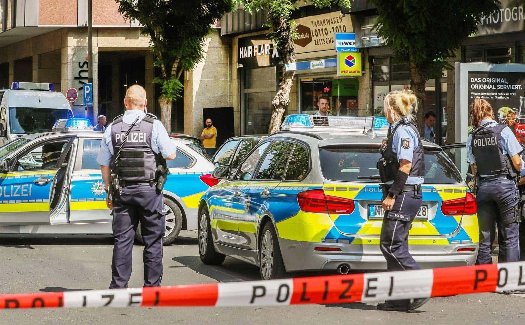 Schießerei Dortmund Friseursalon