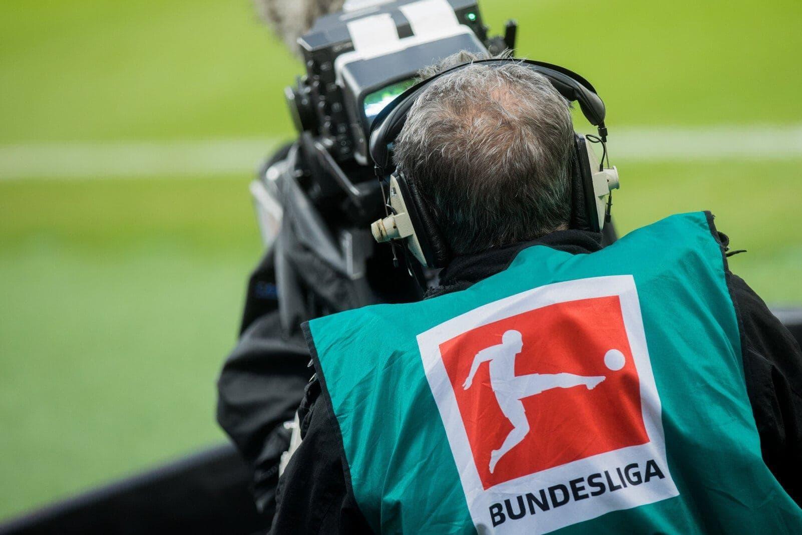 Bundesliga im TV – Kameramann