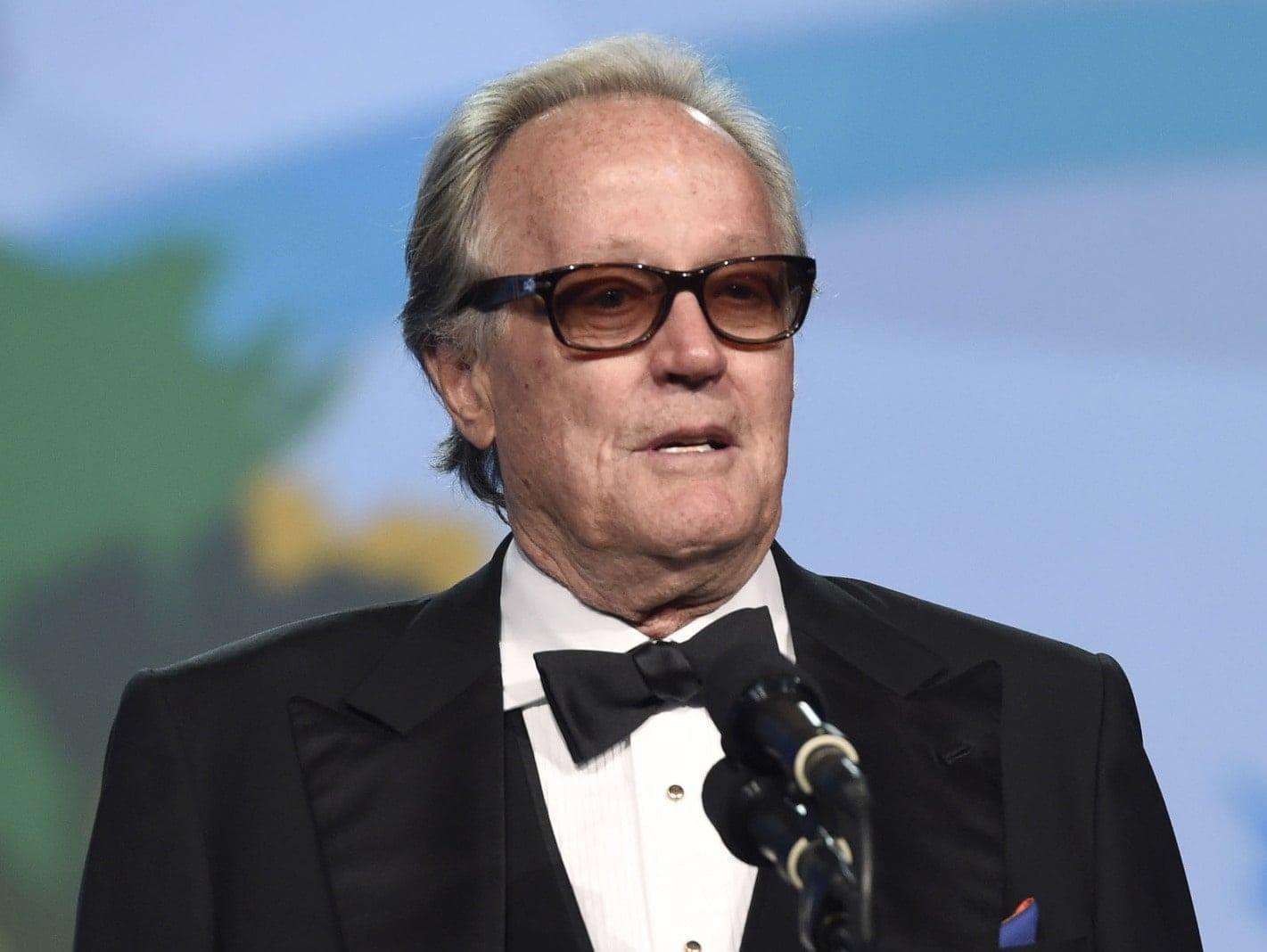 Schauspieler Peter Fonda