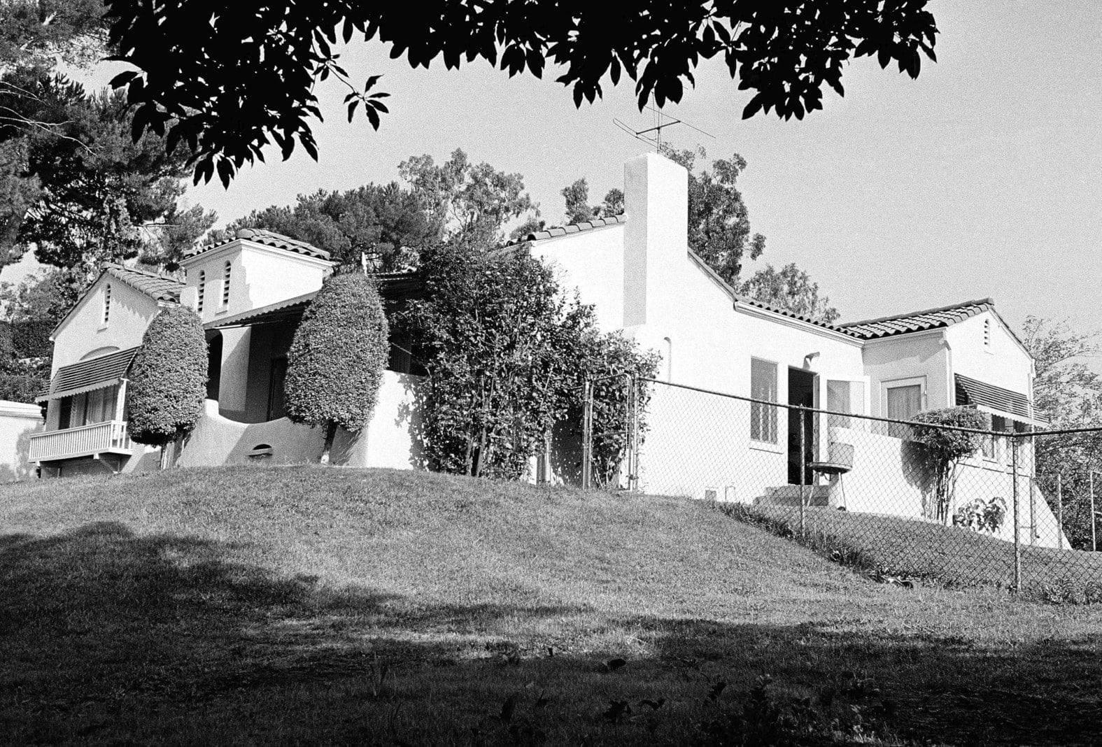Manson Mord Haus