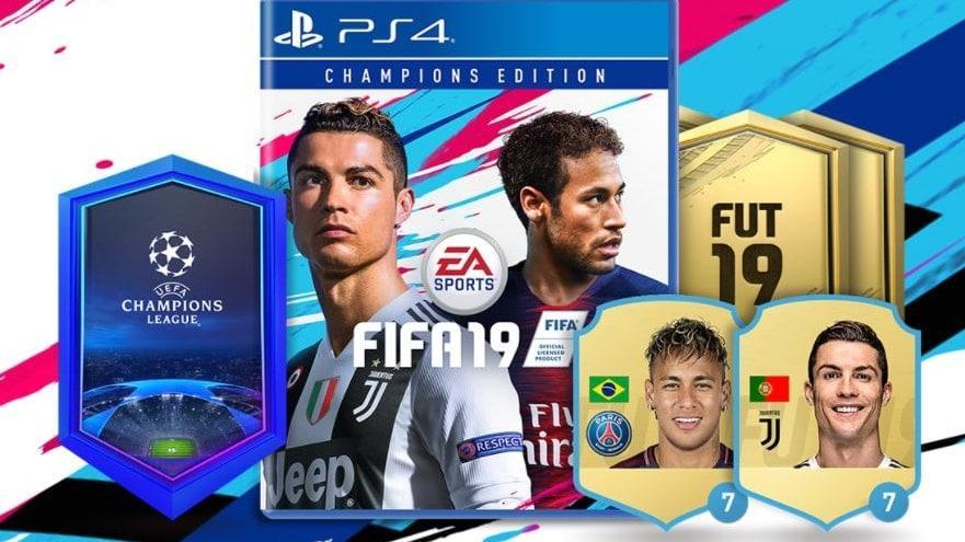FIFA 19 Editionen