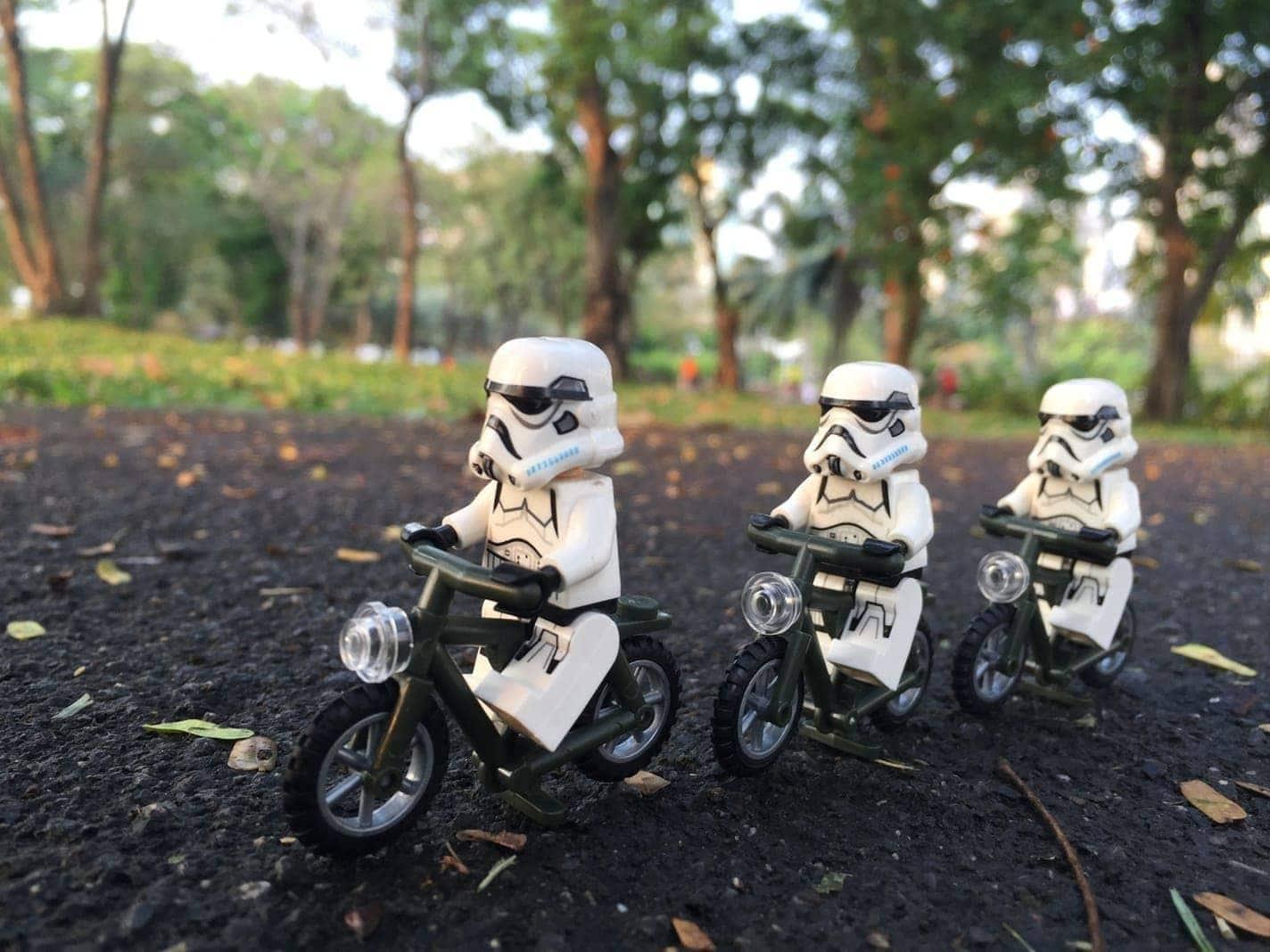 Star Wars Stormtrooper Lego