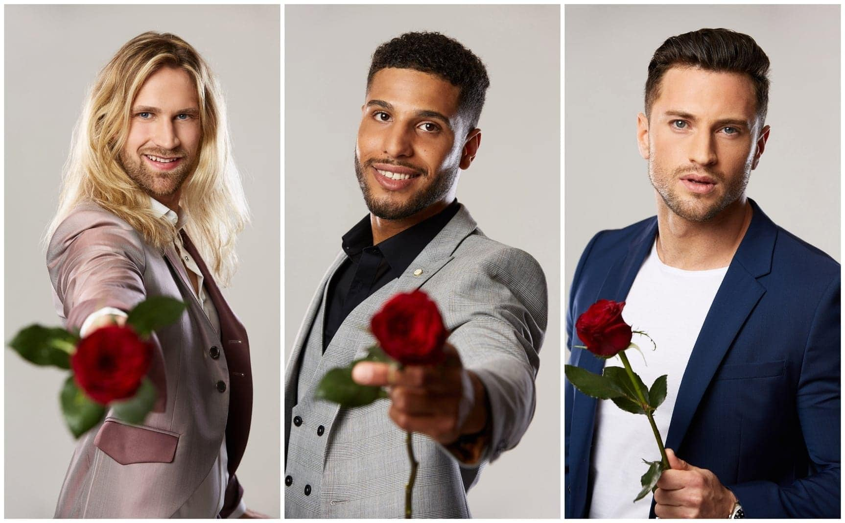 Bachelorette 2019 Männer
