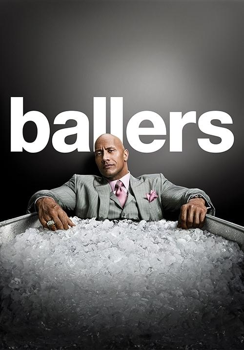 Dwayne Johnson Ballers