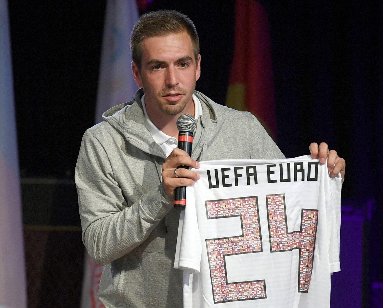 Philipp Lahm Uefa EM 2024