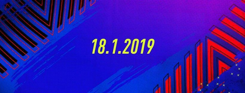 EA Fifa 19 Countdown 2019