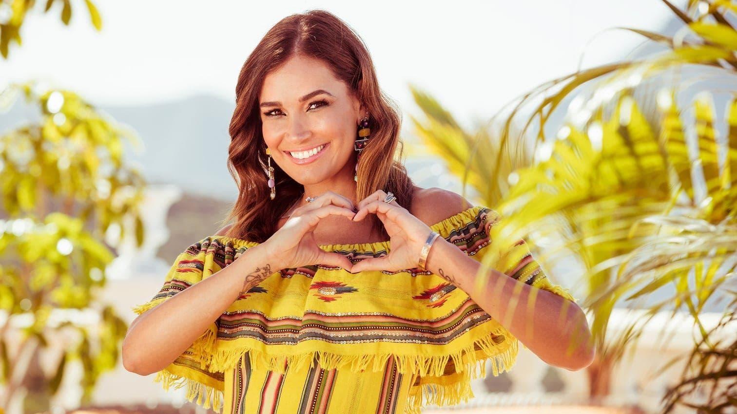 Jana Ina Zarrella Love Island